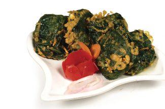 food and recipe bengali dish sukto sarso paste