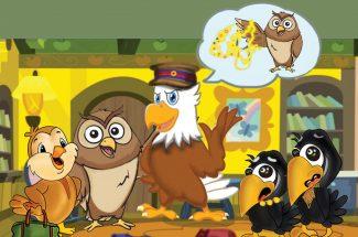 hindi story for kids ghar ki chori