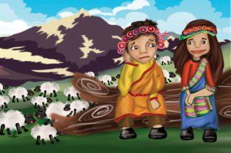 hindi story for kids rakh ki rassi
