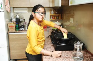 parenting tips teach your children how to cook
