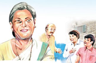 hindi story saanjh ka bhoola