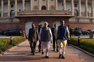 politics in india when government takes society for granted