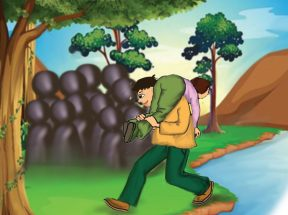 hindi story for kids jeewan anmol hai