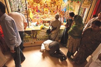 social religious superstition in indian society