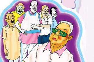 hindi story retirement