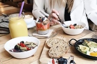 Healthy Breakfast helps you to stay fit