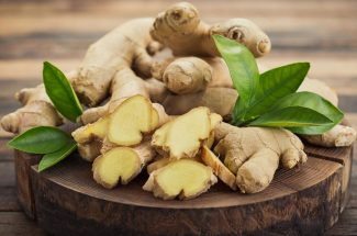 ginger benefits in muscular pain