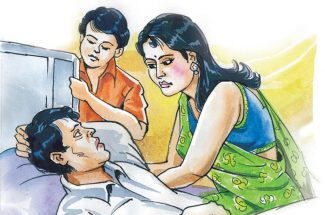 hindi story anmol rishta