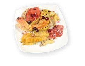 फलों के लजीज व्यंजन: ग्रिल्ड फ्रूट सलाद