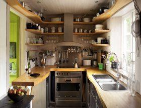 छोटी सी रसोई में चीजों को ऐसे रखें व्यवस्थित