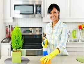 ऐसे साफ करें किचन टाइल्स
