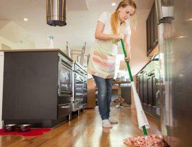 किचन टाइल्स साफ करने के टिप्स