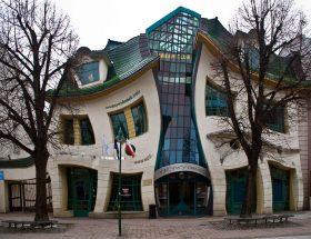 दुनिया की अजीबोगरीब इमारतें