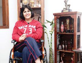 दीपा मलिक : समाज की नकारात्मक सोच को करारा जवाब