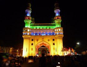 शाही अंदाज में हैदराबाद का सुहाना सफर