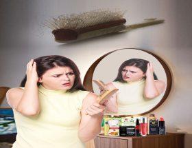 झड़ते बाल : समय पर करें उपचार