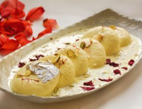 रसमलाई : उत्सव में मिठास घोलते स्वाद