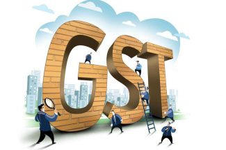 gst on saving account