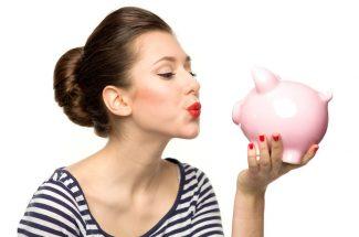 saving tips for woman
