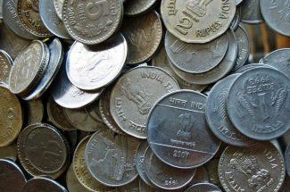 100 rupee coin