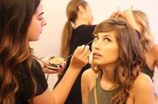 demand of make-up artist