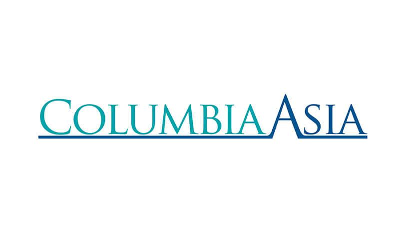 Columbia Asia hospital logo - HBG Medical Assistance