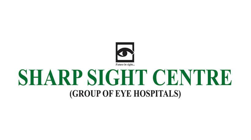 Sharp Sight Centre logo - HBG Medical Assistance