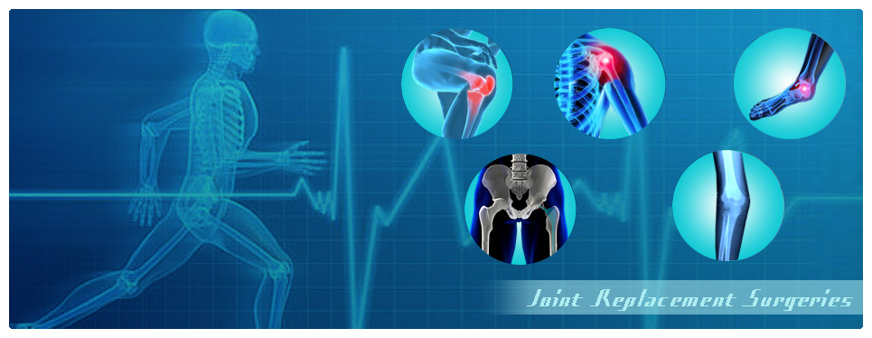 Joint and Orthopedics Treatments in India
