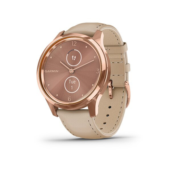 Luxe Rose Gold-Light Sand