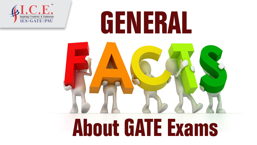 General Facts About GATE Exams