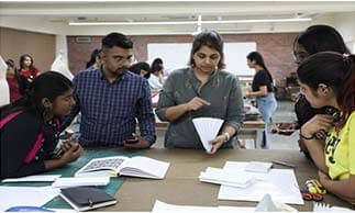 origami-workshop-with-nid,-ahmedabad-alumni