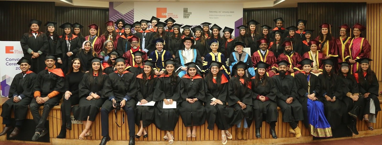 IIAD's First Convocation Ceremony
