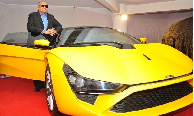 Top Automobile Designer in India
