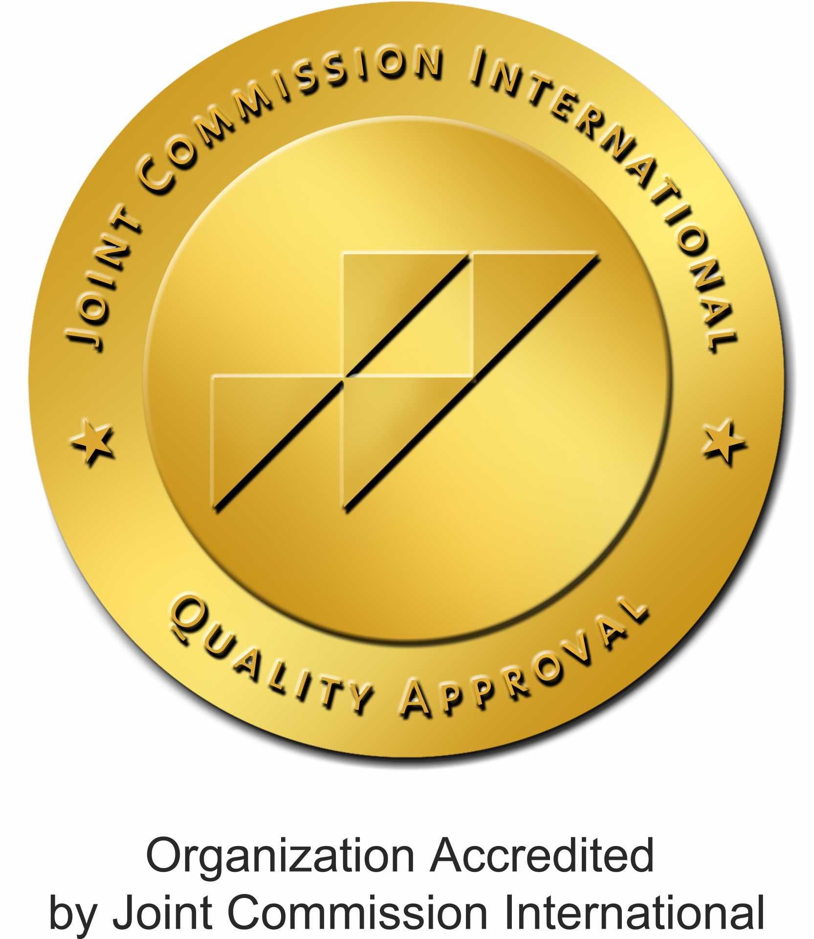Organization Accredited by Joint Commission International