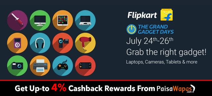 Flipkart Grand Gadget Days