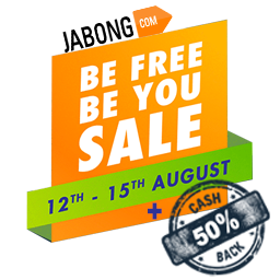 Independence Day Offers | Jabong Be Free Be You Sale