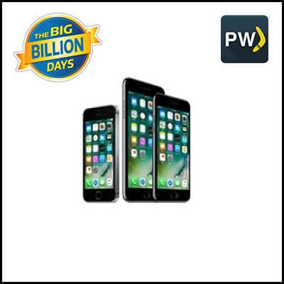 Apple iPhone | Flipkart Big Billion day Sale Offers