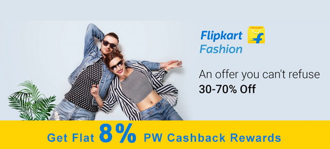 Flipkart Fashion Offers