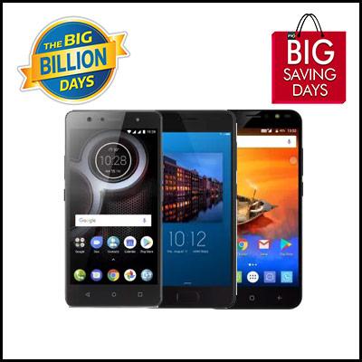 Lenovo Smartphones | Big Billion Day Sale Offers