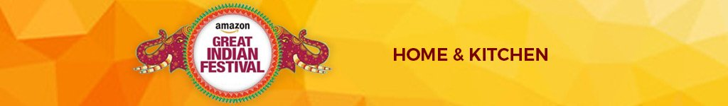 Amazon Great Indian Festival Sale Offer on Home & Kitchen