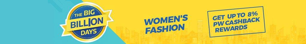 Flipkart Big Billion Day Sale Offers & Deals on Women Fashion