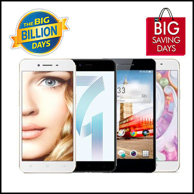Oppo Smartphones | Flipkart Big Billion Day Sale Offers