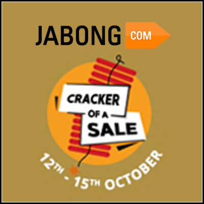 Jabong Cracker Of a Sale | Diwali Offers on Clothing, footwear and more