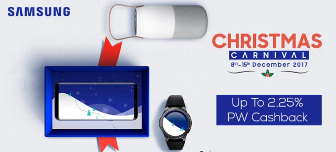 Samsung Carnival fest Offers