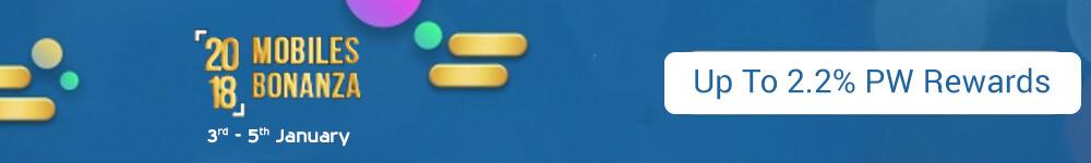 Flipkart Mobile Bonanza Offers, Sale & Deals on Smartphone Mobiles