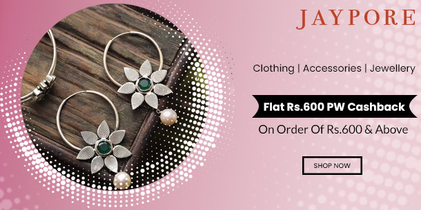 Jaypore Offers