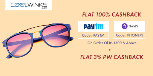 coolwinks paytm phonepe