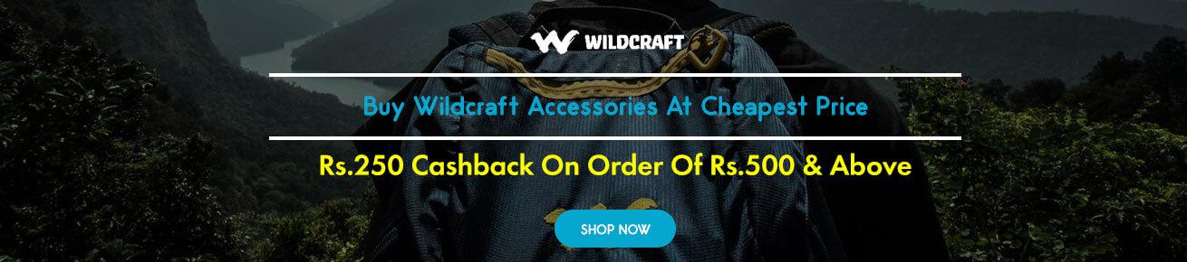 wildcraft banner