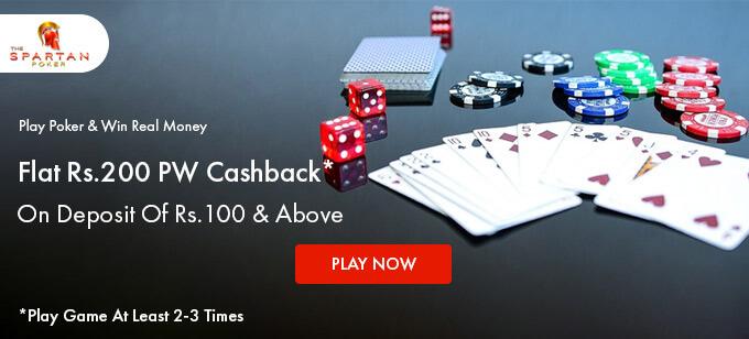 spartan poker offer