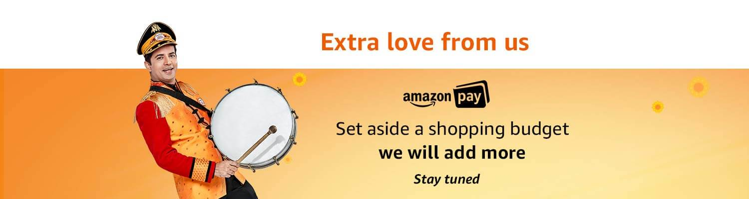 Amazon Great Indian Sale Amazon Pay Balance Offers (October 10th -October 15th, 2018)